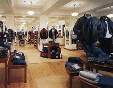 Tommy Hilfiger store, Columbus, OH