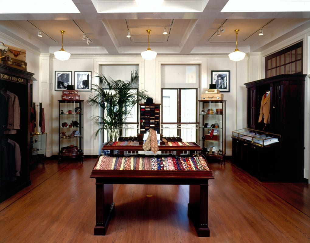 NYC Tommy Hilfiger Store