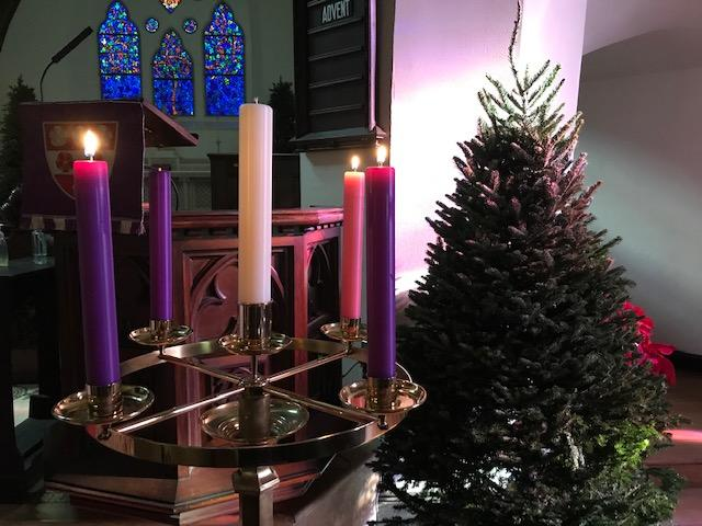 Advent - st barnabas church rector's message - westchester county