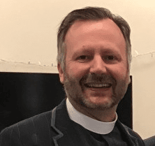 Rev. Gareth Evans - Saint Barnabas Church Westchester County NY